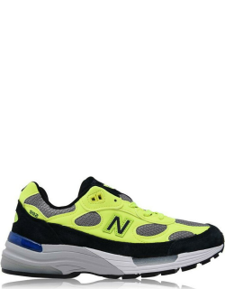 NEW BALANCE Made In Usa 992 Sneaker - Yell/Grey/Blk