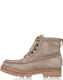 GRENSON Rocco Boots - Pearl Suede