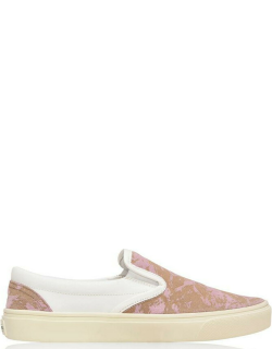 Stone Island Shadow Project Sp Flat Ankle Boot Sn14 - Pink V0082