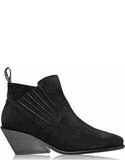 KENZO Rider Ankle Boots - Black 99