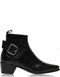 PIERRE HARDY Tuscon Heeled Ankle Boots - Black