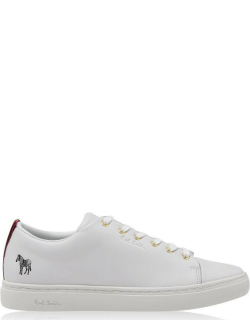 PS Paul Smith Lee Leather Trainers - White 01