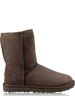 Ugg Short Boots - Chocolate