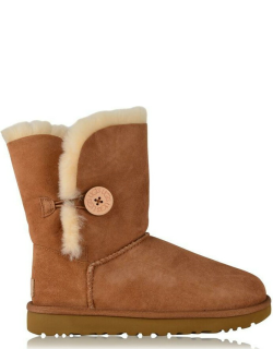 Ugg Bailey Button 2 Boots - Chestnut