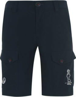 North Sails 36TH Americas Cup Presented by Prada Cargo Shorts - Navy 0802