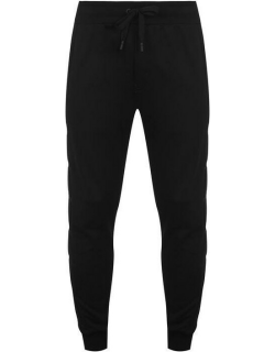 Dolce and Gabbana Embossed Joggers - Black N0000