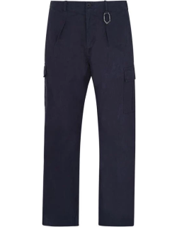 MCQ Straight Cargo Trousers - Blackthorn 1203