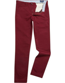 Polo Ralph Lauren Polo Mens Bedford Chino Pants - Red 016