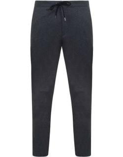 BOSS Slim-Fit Casual Trousers - Blue 407
