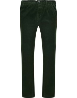 DKNY Pocket Corduroy Trousers - Deep Forest