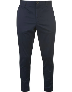 Paul Smith Tailoring Paul Mens Mid Fit Cotton Suit Trousers - Navy 48