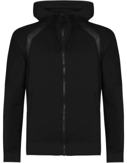 Stone Island Shadow Project Vented Hoodie - Black V0029