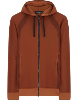 Stone Island Shadow Project Vented Hoodie - Maroon V0077