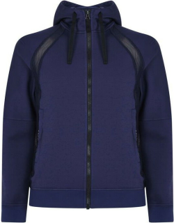 Stone Island Shadow Project Vented Hoodie - Ink V0026