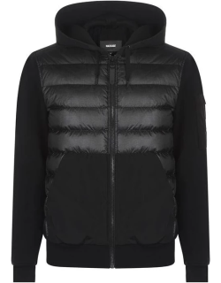 MACKAGE Will Quilted Hooded Jacket - Black