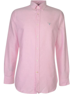 Barbour Oxford 3 Tailored Shirt - Pink