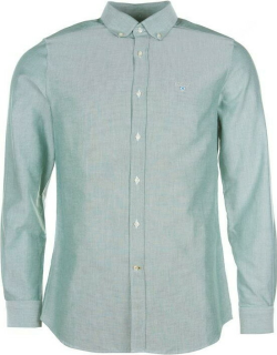 Barbour Oxford 3 Tailored Shirt - Green GN51