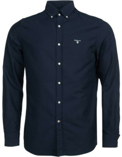 Barbour Oxford 3 Tailored Shirt - Navy NY91