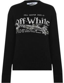 OFF WHITE Pascal Tool Jumper - Black 1001