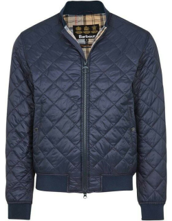 Barbour Gabble Quilted Jacket - Navy NY75