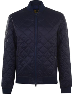 Barbour Gabble Quilted Jacket - Navy NY71
