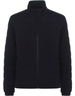 BOSS Owest Quilted Jacket - Navy 404