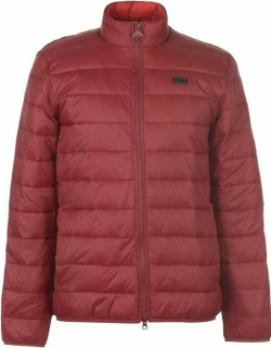 Barbour International Barbour Reed Quilted Jacket - Biking Red