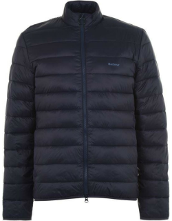 Barbour Penton Quilted Jacket - Navy