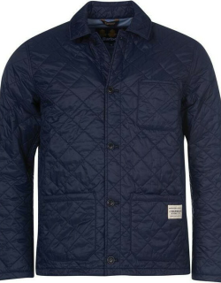 Barbour Soval Quilted Jacket - Navy NY71