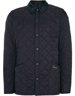 Barbour Heritage Liddesdale Quilted Jacket - Navy