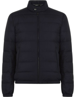 Dolce and Gabbana Quilted Jacket - Navy B3681