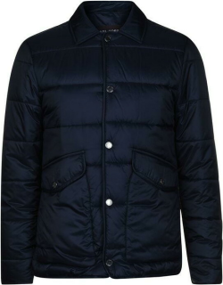 Michael Kors Quilted Liner Jacket - Midnight 401