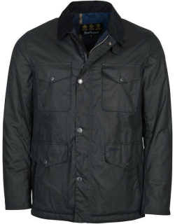 Barbour Fawden Wax - Midnight NY92
