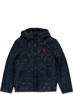 Polo Ralph Lauren Water-Resistant Quilted Jacket - Cruise Navy