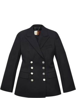 TOMMY HILFIGER Icon Double Breasted Blazer - YALE NAVY DY4
