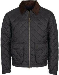 Barbour Dom Quilt - Navy NY71