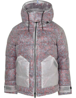 MCQ Mcq Recycled Hooded Puffer Jacket - White 9050