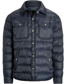Polo Ralph Lauren Padded Shacket - Collection Navy