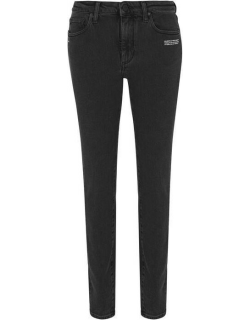 OFF WHITE Off Skinny Jeans Ld12 - Grey 0900