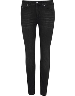Calvin Klein Jeans 011 Mid Rise Skinny Jeans - ZZ002 WASHED BL