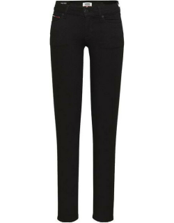 Tommy Jeans Mid Rise Nora Jeans - Dana Black