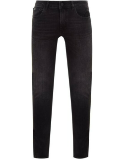 Versace Jeans Couture Logo Pocket Skinny Jeans - Grey Wash 899