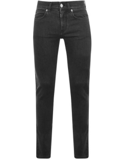 VERSACE Versace Slim Fit Jeans - Gry Wash A8681