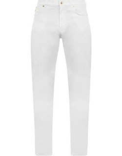 VERSACE Versace Slim Fit Jeans - White A8001