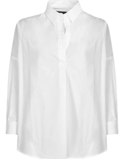 French Connection Poplin Shirt - White