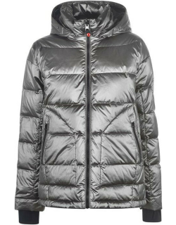 49WINTERS Boxy Down Bomber - Silver