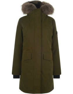 49WINTERS The Long Parka - Olive
