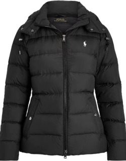 Polo Ralph Lauren Down Fill Padded Jacket - Polo Black