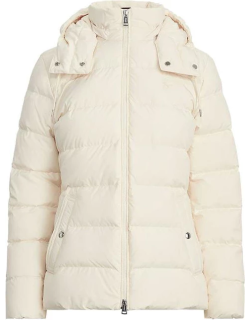 Polo Ralph Lauren Down Fill Padded Jacket - Guide Cream