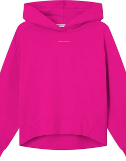 Calvin Klein Jeans Micro Brand Hoodie - TPZ PARTY PINK